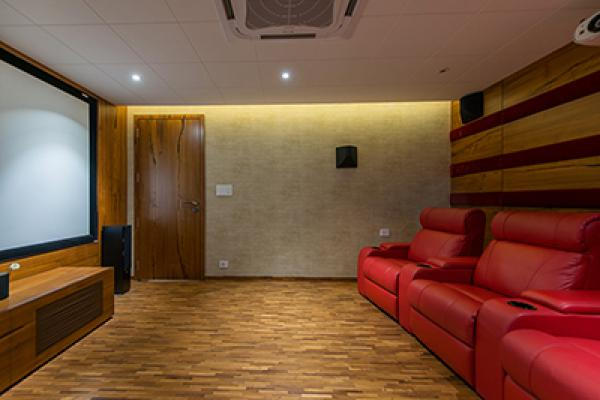 Home Theatre / Media Room